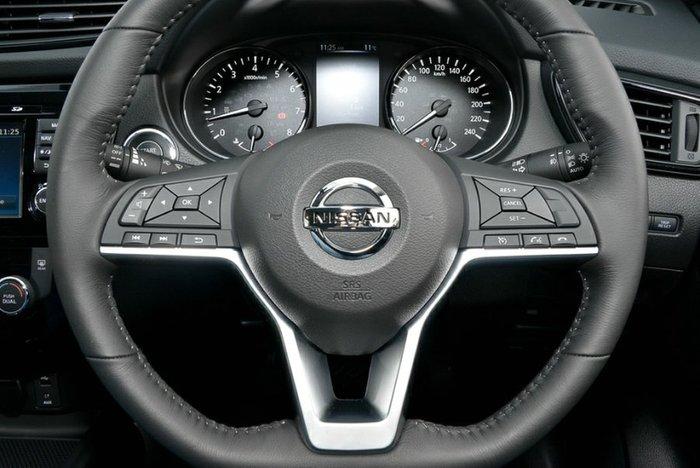 2020 Nissan X-TRAIL ST-L T32 Series II 4X4 On Demand IVORY PEARL