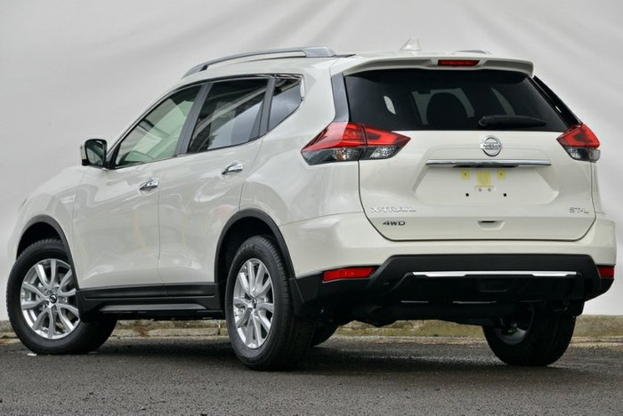 2020 Nissan X-TRAIL ST-L T32 Series II 4X4 On Demand IVORY PEARL