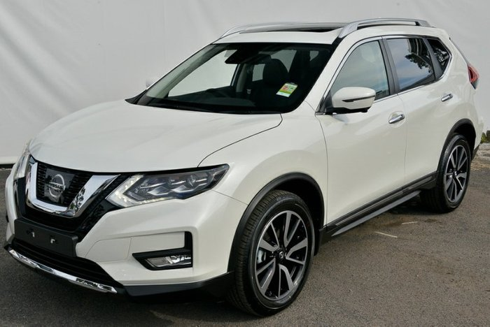 2019 Nissan X-TRAIL Ti T32 Series II 4X4 On Demand IVORY PEARL