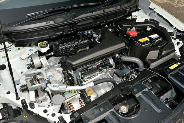 2019 Nissan X-TRAIL Ti T32 Series II 4X4 On Demand IVORY PEARL