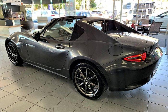2016 Mazda MX-5 GT ND Machine Grey