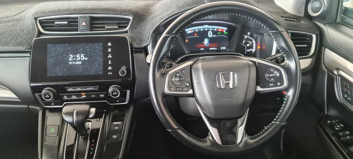 2017 Honda CR-V VTi-LX RW MY18 4X4 On Demand RED