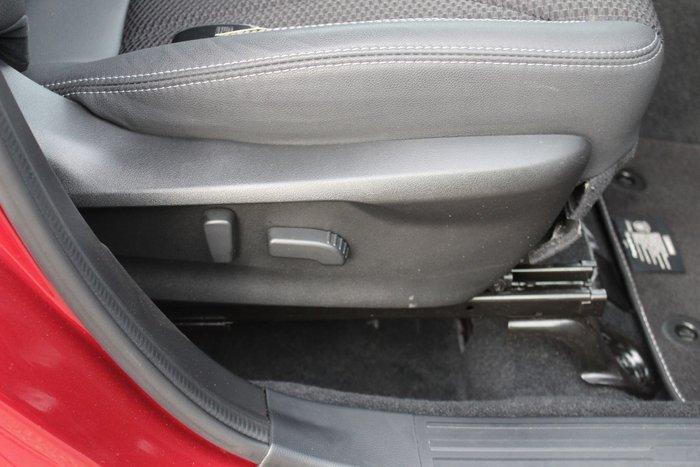 2018 Subaru Forester 2.5i Premium S5 MY19 Four Wheel Drive Crimson Red