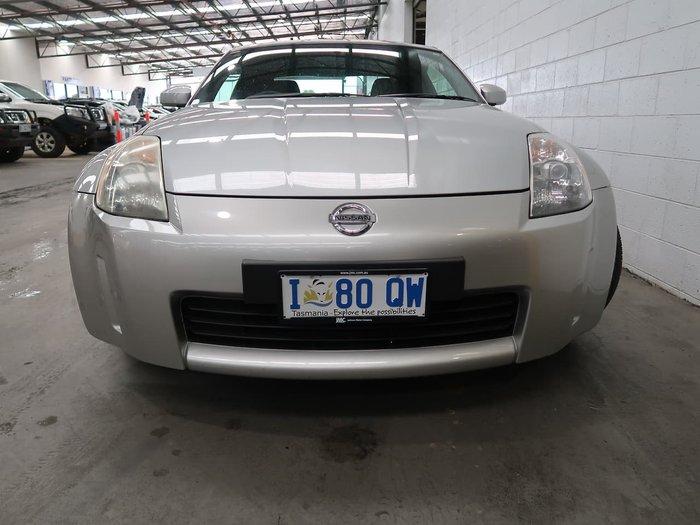 2003 Nissan 350Z Touring Z33 Silver