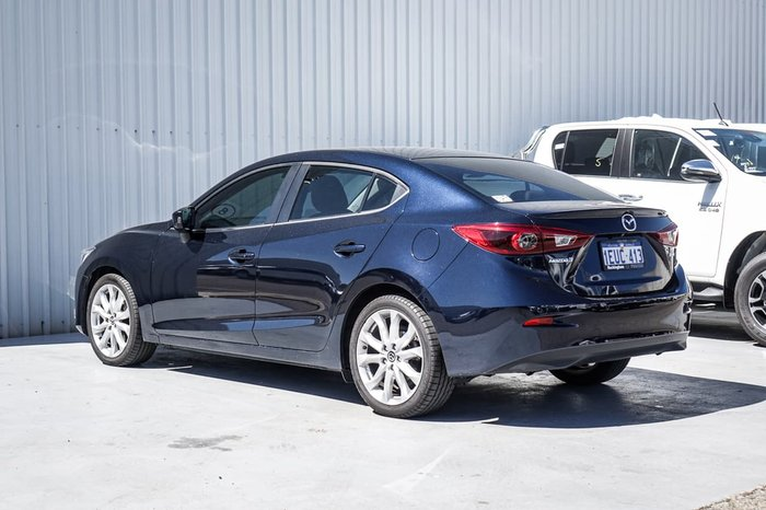2015 Mazda 3 SP25 GT BM Series Blue