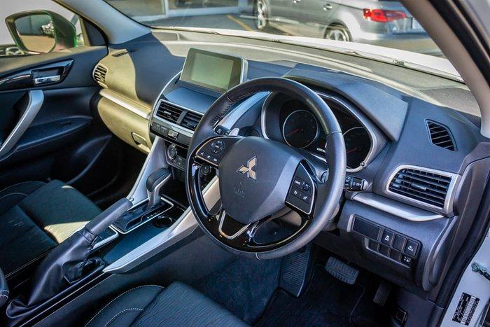 2018 Mitsubishi Eclipse Cross LS YA MY19 White