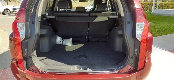 2015 Mitsubishi Pajero Sport GLS QE MY16 4X4 Dual Range Terra Rossa