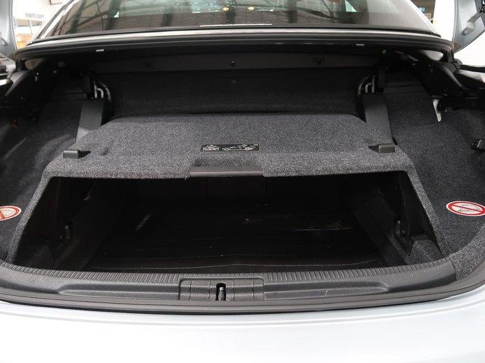 2007 Volkswagen Eos FSI 1F MY08 Silver