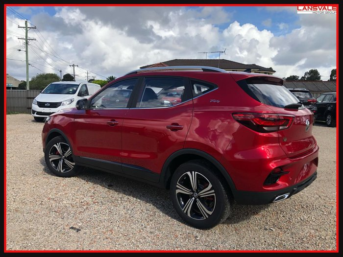 2020 MG ZST Excite MY21 DIAMOND RED