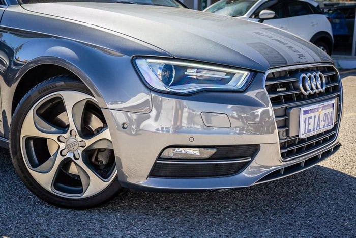 2013 Audi A3 Ambition 8V Grey