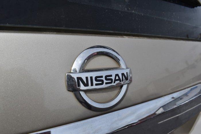 2011 Nissan X-TRAIL ST T31 Series IV 4X4 On Demand Gold