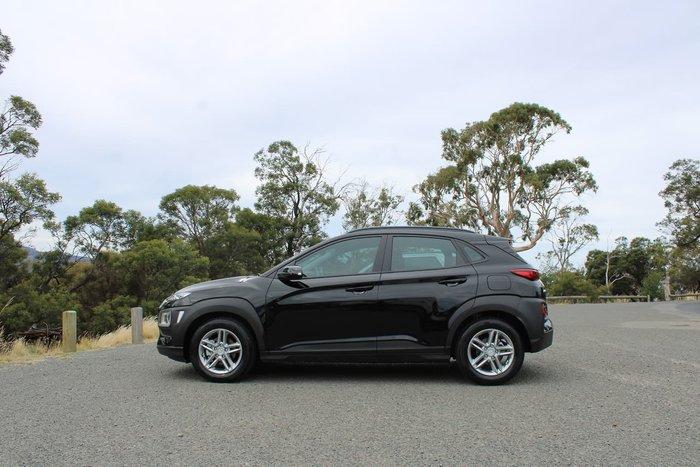 2019 Hyundai Kona Active OS.3 MY20 Black