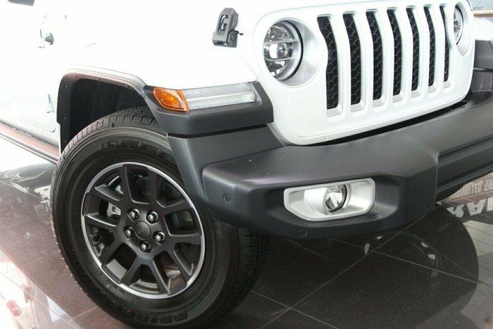 2021 Jeep Gladiator Overland JT MY21 4X4 On Demand Bright White