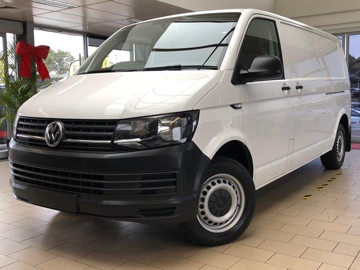 2018 Volkswagen Transporter TDI340 T6 MY18 Candy White