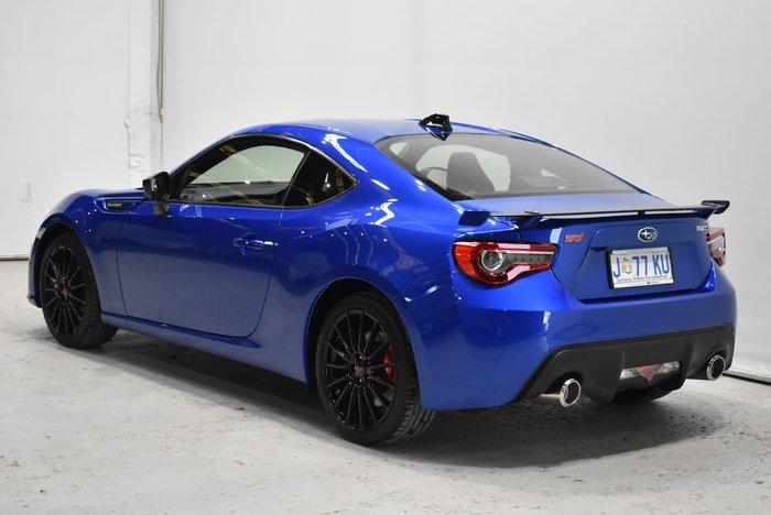 2021 Subaru BRZ tS Z1 MY20 WR Blue