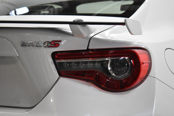 2020 Subaru BRZ tS Z1 MY20 Crystal White