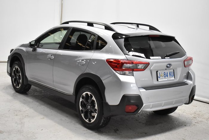 2020 Subaru XV 2.0i-L G5X MY20 Four Wheel Drive Ice Silver
