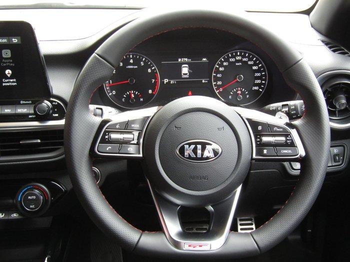 2020 Kia Cerato GT BD MY21 Runway Red