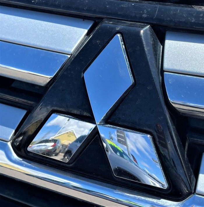 2017 Mitsubishi Outlander LS ZK MY18 Titanium