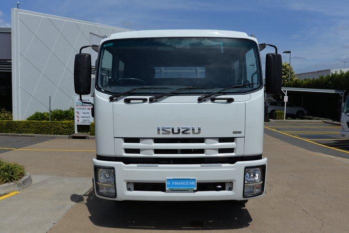 2013 ISUZU FTR 900 CRANE TRUCK