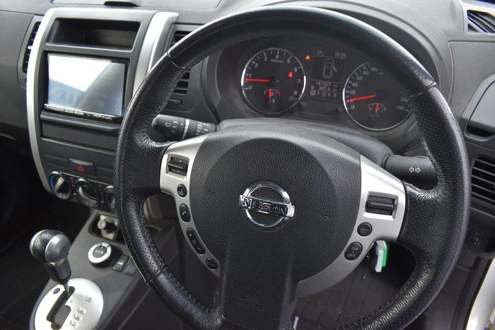 2012 Nissan X-TRAIL ST T31 Series V 4X4 On Demand White