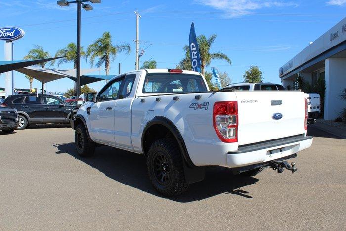 2015 Ford Ranger XL PX MkII 4X4 Dual Range