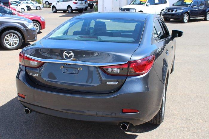 2014 Mazda 6 Sport GJ MY14 Meteor Grey