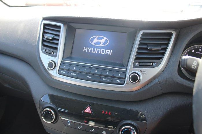 2018 Hyundai Tucson Active TL2 MY18 Pure White