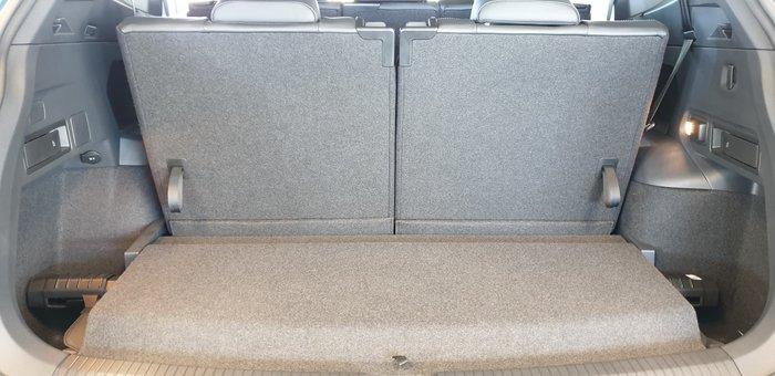 2020 Volkswagen Tiguan 162TSI Highline Allspace 5N MY21 Four Wheel Drive Platinum Grey