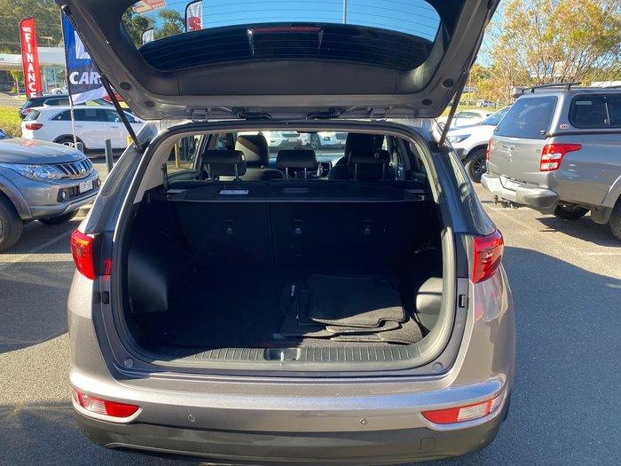 2017 Kia Sportage Si Premium QL MY17 Grey