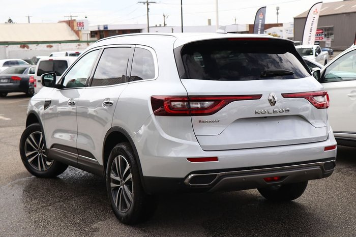 2019 Renault Koleos Zen HZG White