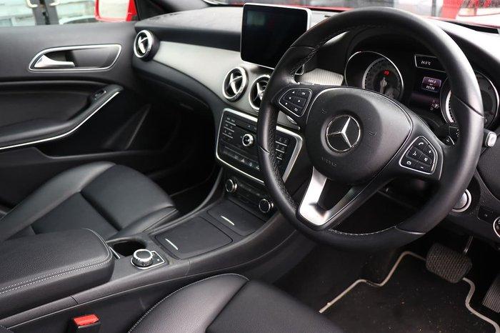 2016 Mercedes-Benz GLA-Class GLA180 X156 Red
