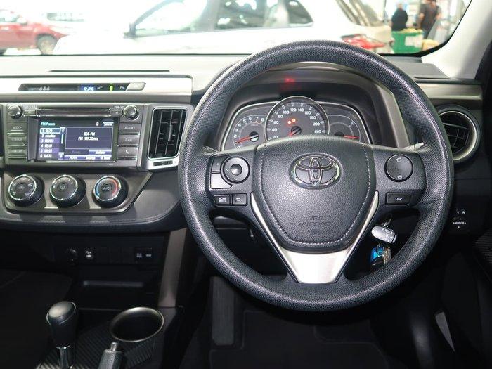 2015 Toyota RAV4 GX ZSA42R MY14 Black