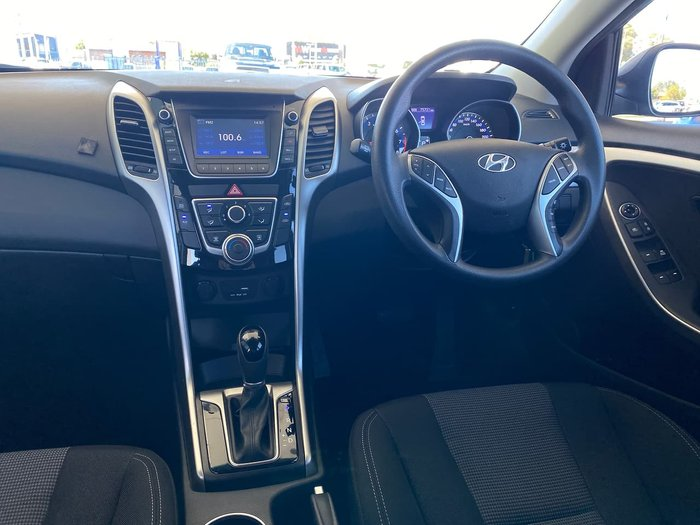 2015 Hyundai i30 Active GD3 Series II MY16 Silver