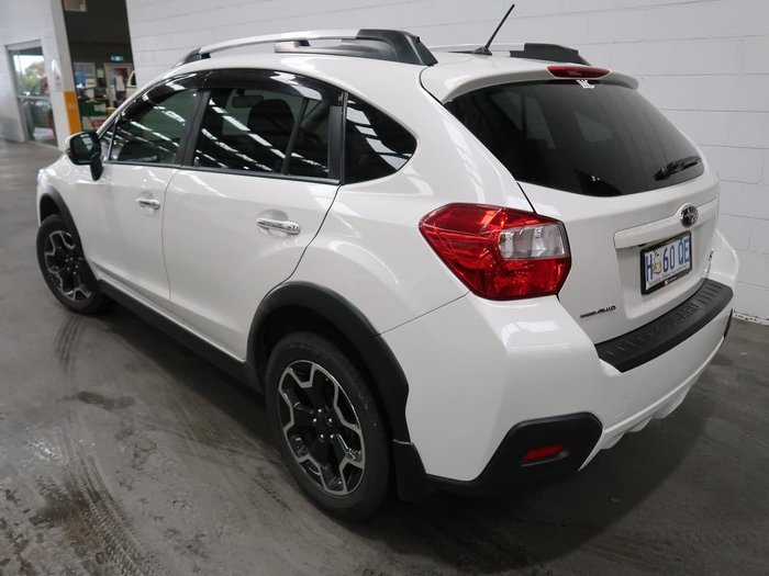 2014 Subaru XV 2.0i-S G4X MY14 Four Wheel Drive White