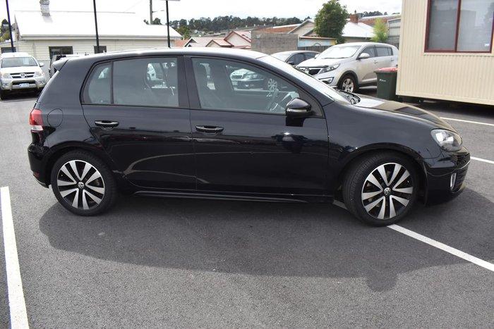 2011 Volkswagen Golf GTD VI MY11 Black