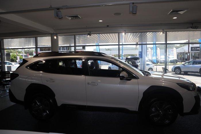2020 Subaru Outback 2.5i 5GEN MY20 Four Wheel Drive Crystal White