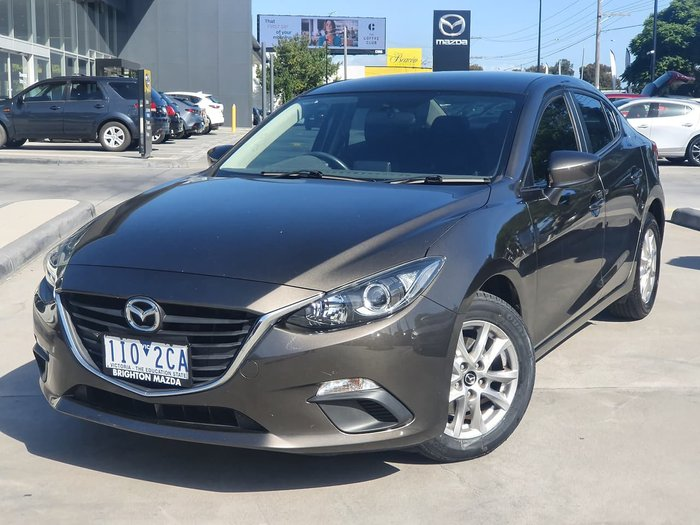 2014 Mazda 3 Maxx BM Series Grey