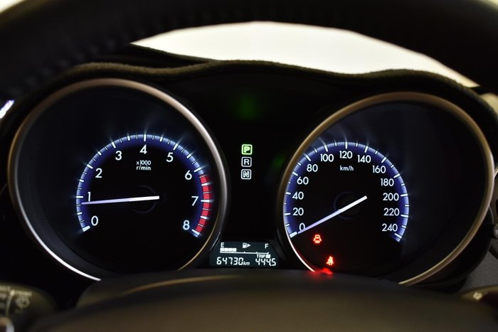 2013 Mazda 3 SP25 BL Series 2 MY13 Aluminium