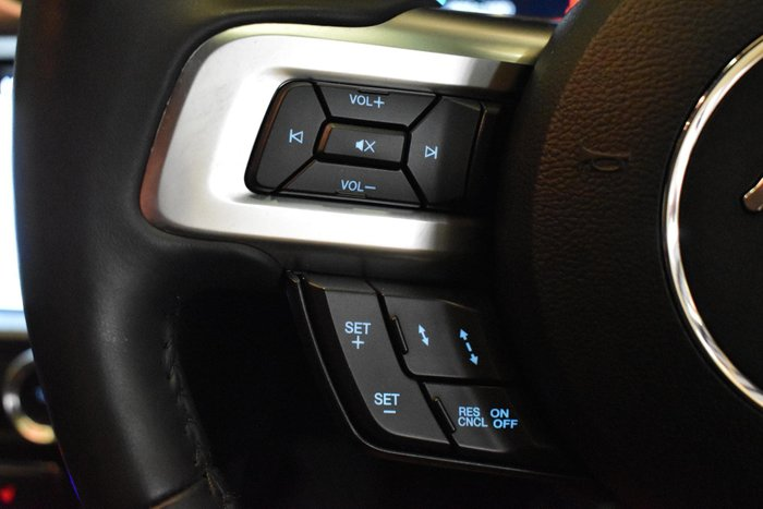 2018 Ford Mustang GT FN MY18 Oxford White