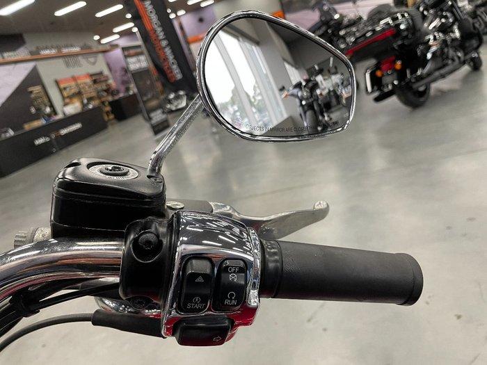 2013 Harley-davidson FXST SOFTAIL STANDARD Red