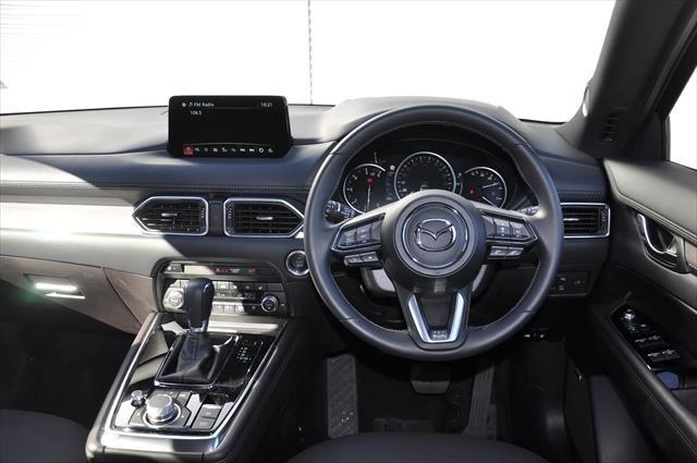2020 MAZDA CX-8 Asaki KG4W2A Asaki Wagon 7st 5dr SKYACTIV-Drive 6sp i-ACTIV AWD 2.2DTT Soul Red Crystal