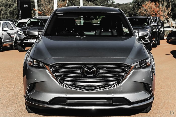 2020 Mazda CX-9 GT TC 4X4 On Demand Silver
