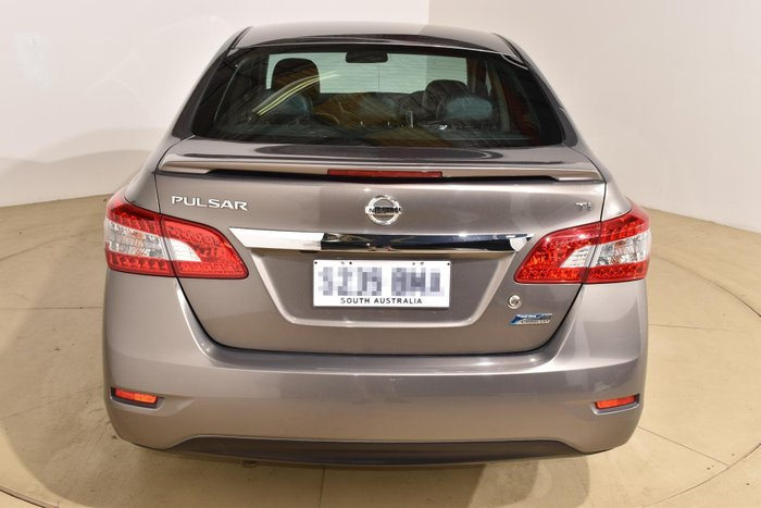 2013 Nissan Pulsar Ti B17 Brown