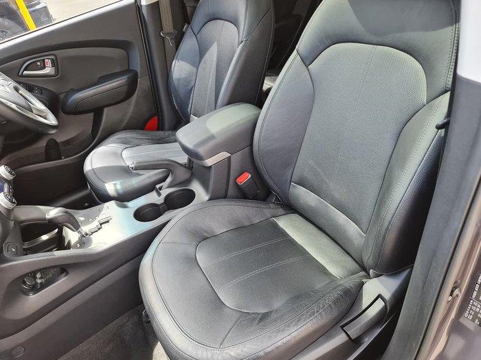 2012 Hyundai ix35 Highlander LM MY12 Four Wheel Drive Grey