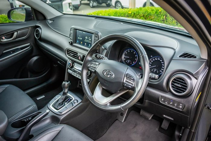 2018 Hyundai Kona Elite OS MY18 Black