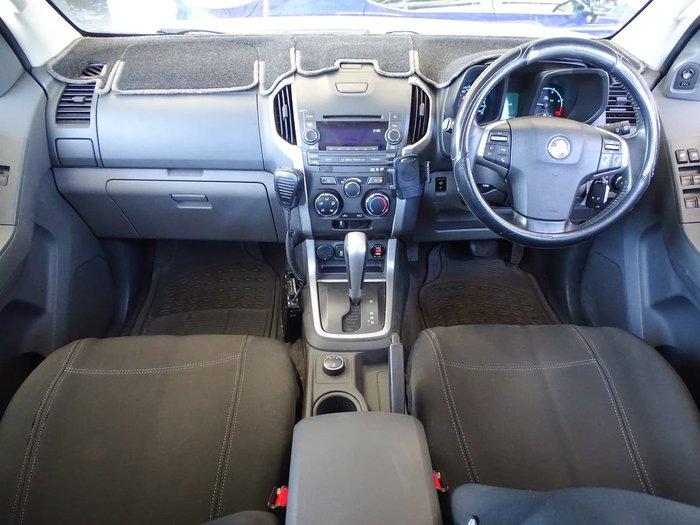 2013 Holden Colorado 7 LT RG MY13 4X4 Dual Range White