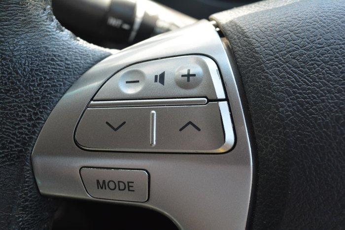 2015 Toyota Hilux SR5 KUN26R MY14 4X4 Dual Range Tidal Blue
