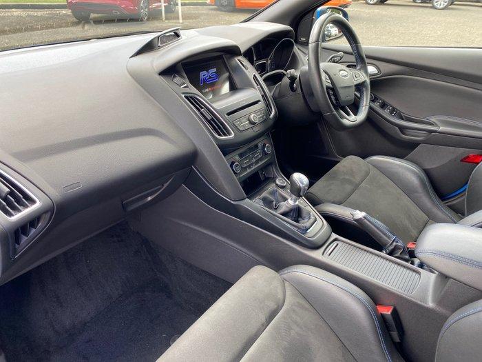 2016 Ford Focus RS LZ AWD Nitrous Blue