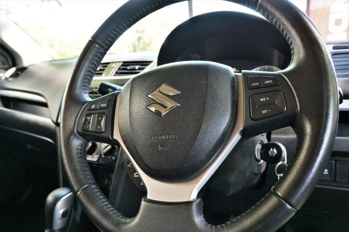 2016 Suzuki Swift GL FZ MY15 Grey